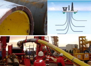polymers for use in the oil & gas industry