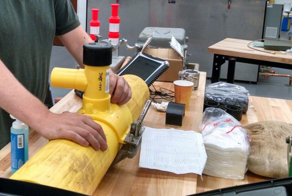 NDT and pipe weld testing updates