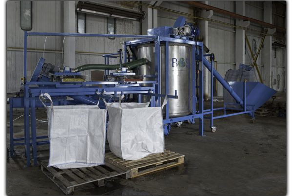 PP and PE separation equipment