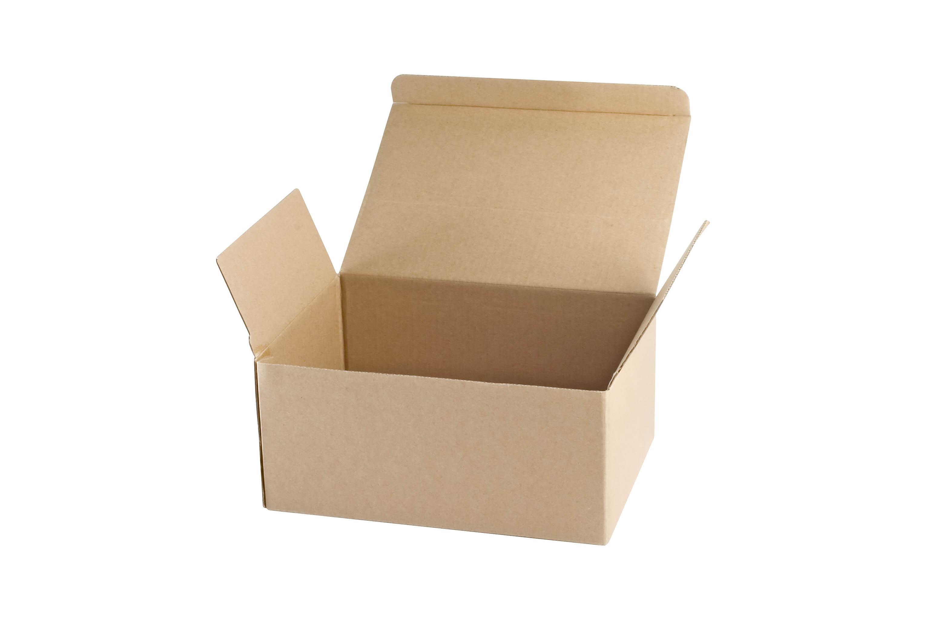 UN box 2 - Cardboard boxes stack