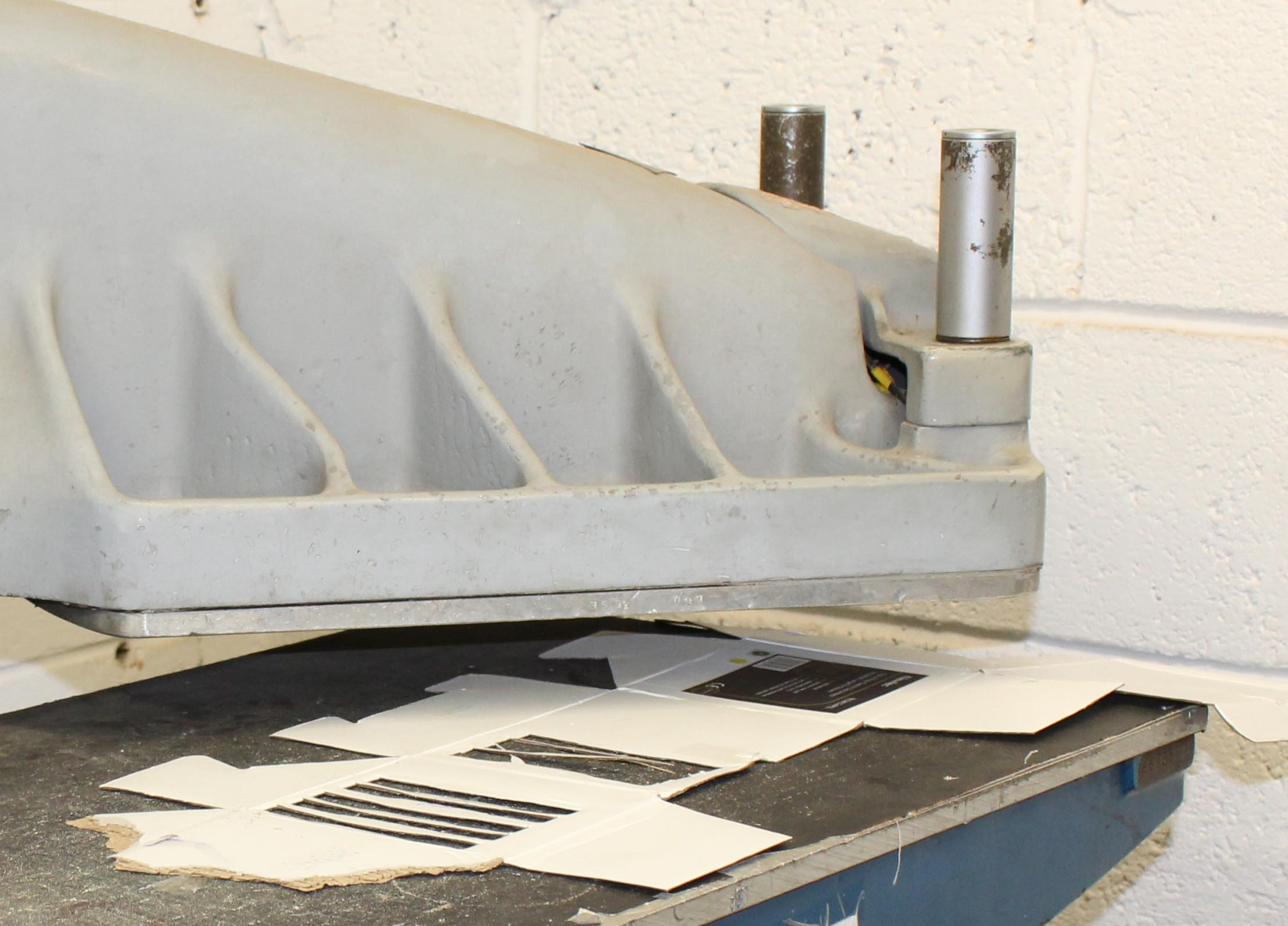 hydraulic machining