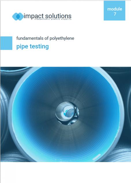 module 7 - pipe testing