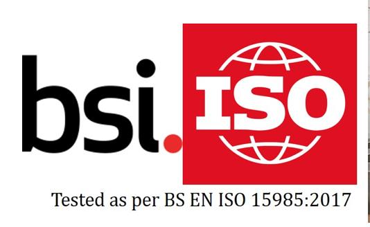ISO 15985 - BSI.