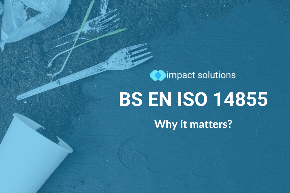 Industrial and home composting- BS EN ISO 14855