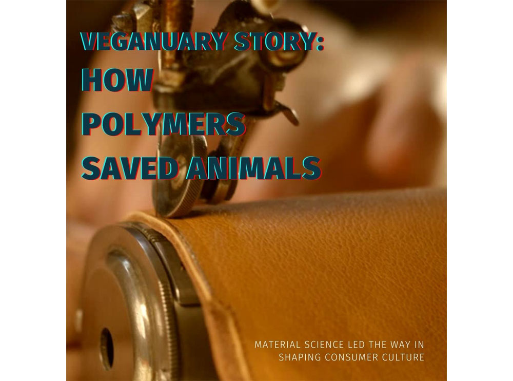 Veganuary Story: How Polymers saved Animals